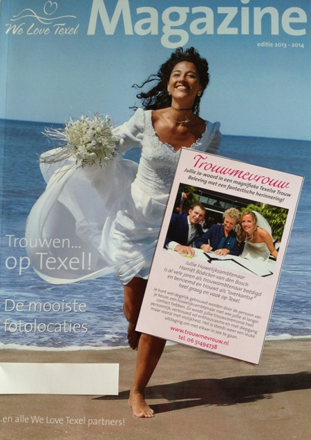 We Love Texel Magazine 2013-2014